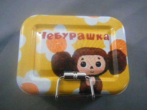 チェブラーシカ プリ缶1