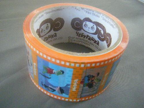 チェブラーシカ パッキングテープ
