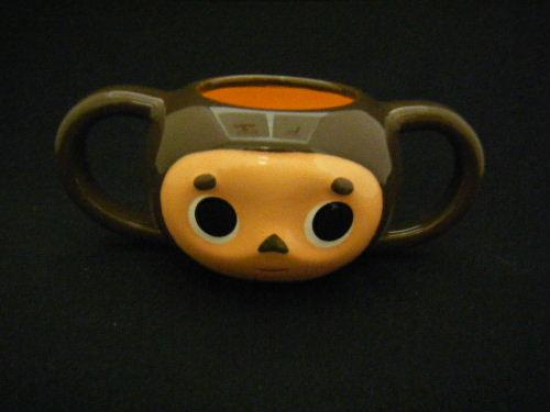 チェブラーシカ マグカップ チェブ顔型