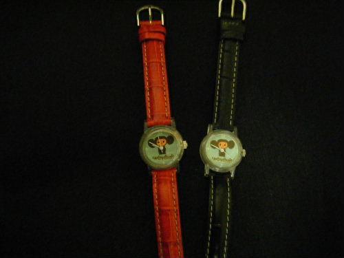チェブラーシカ 限定 腕時計