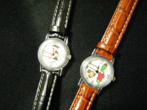 2009 吉祥寺アニメワンダーランド チェブラーシカ限定腕時計