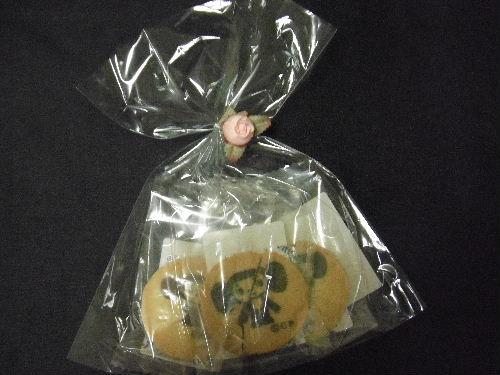 チェブラーシカ クッキー 3枚入り