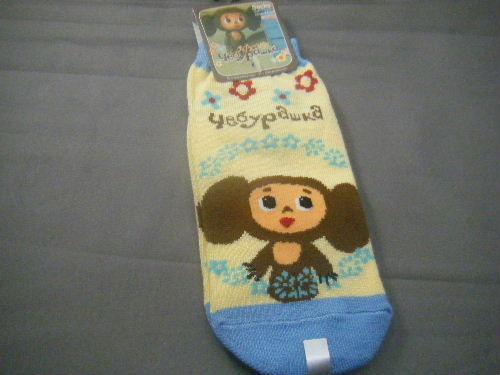 チェブラーシカ 靴下