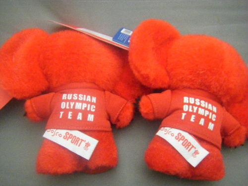 赤いチェブラーシカ2